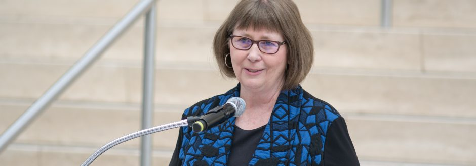 A Life Spent in Service: Liz O'Neill
