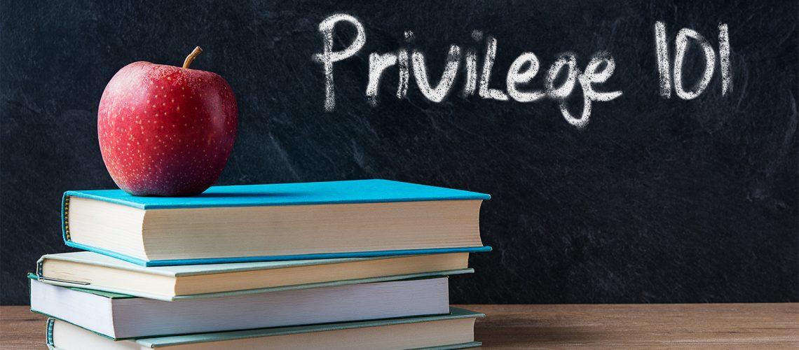 A Primer on Privilege